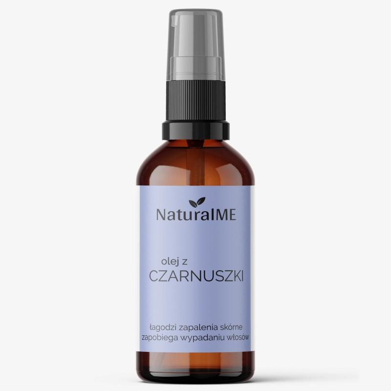 Olej z czarnuszki NaturalME