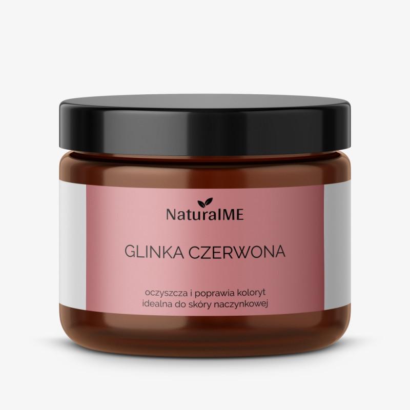 Glinka czerwona NaturalME