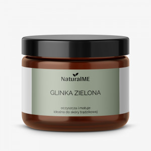 Glinka zielona NaturalME